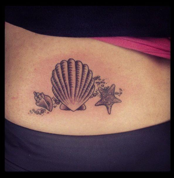 Best 25 Tattoo Fixers Ideas On Pinterest: Best 25+ Seashell Tattoos Ideas On Pinterest