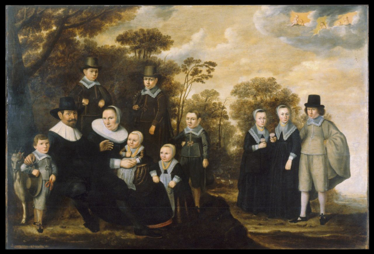 History of fashion in art & photo (1635-1640 Dutch artist ...