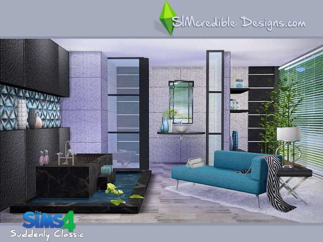 sims 4 cc's - the best: bathroom by simcredible! | sims 4 cc's, Hause ideen
