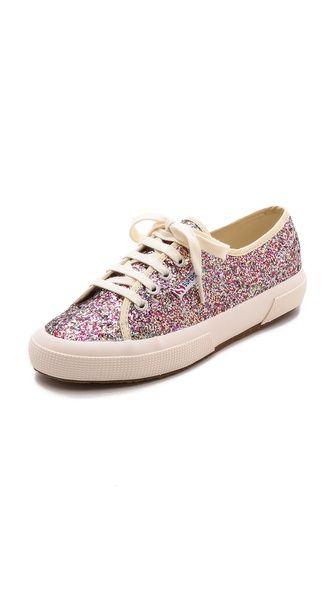 Superga Glitter Sneakers | Glitter