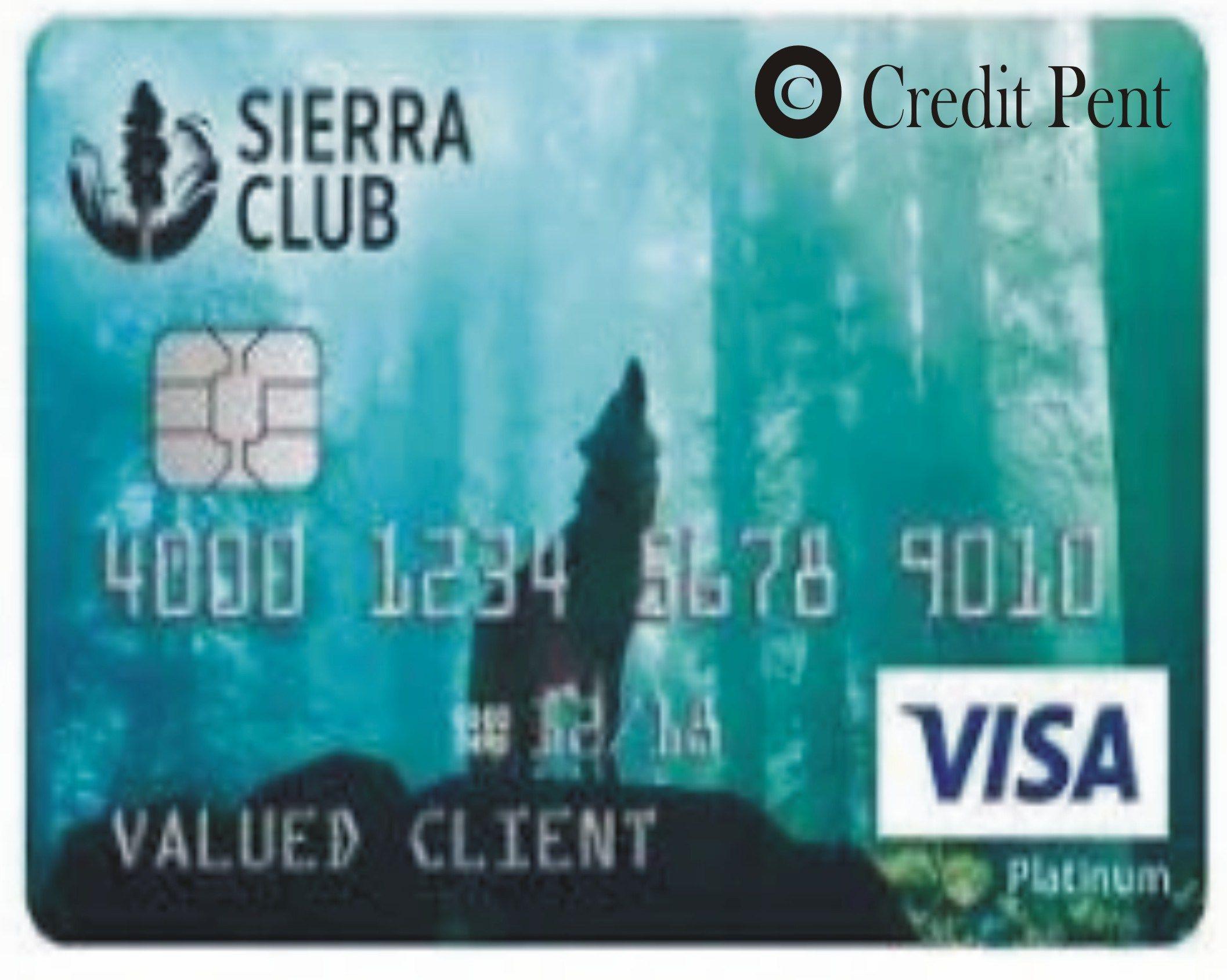Sierra Club Credit Card Login Review Application