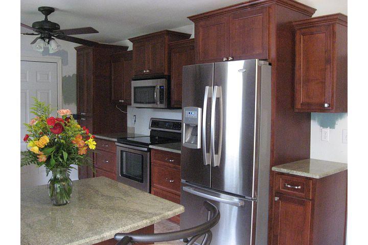 Counter Depth Vs Standard Depth Google Search Kitchen Cabinet Dimensions Kitchen Cabinets Decor Kitchen Remodel Small