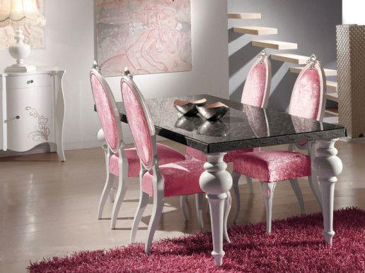 Arredamento Lusso ~ Chimento design mobili ed arredo di lusso sala da pranzo
