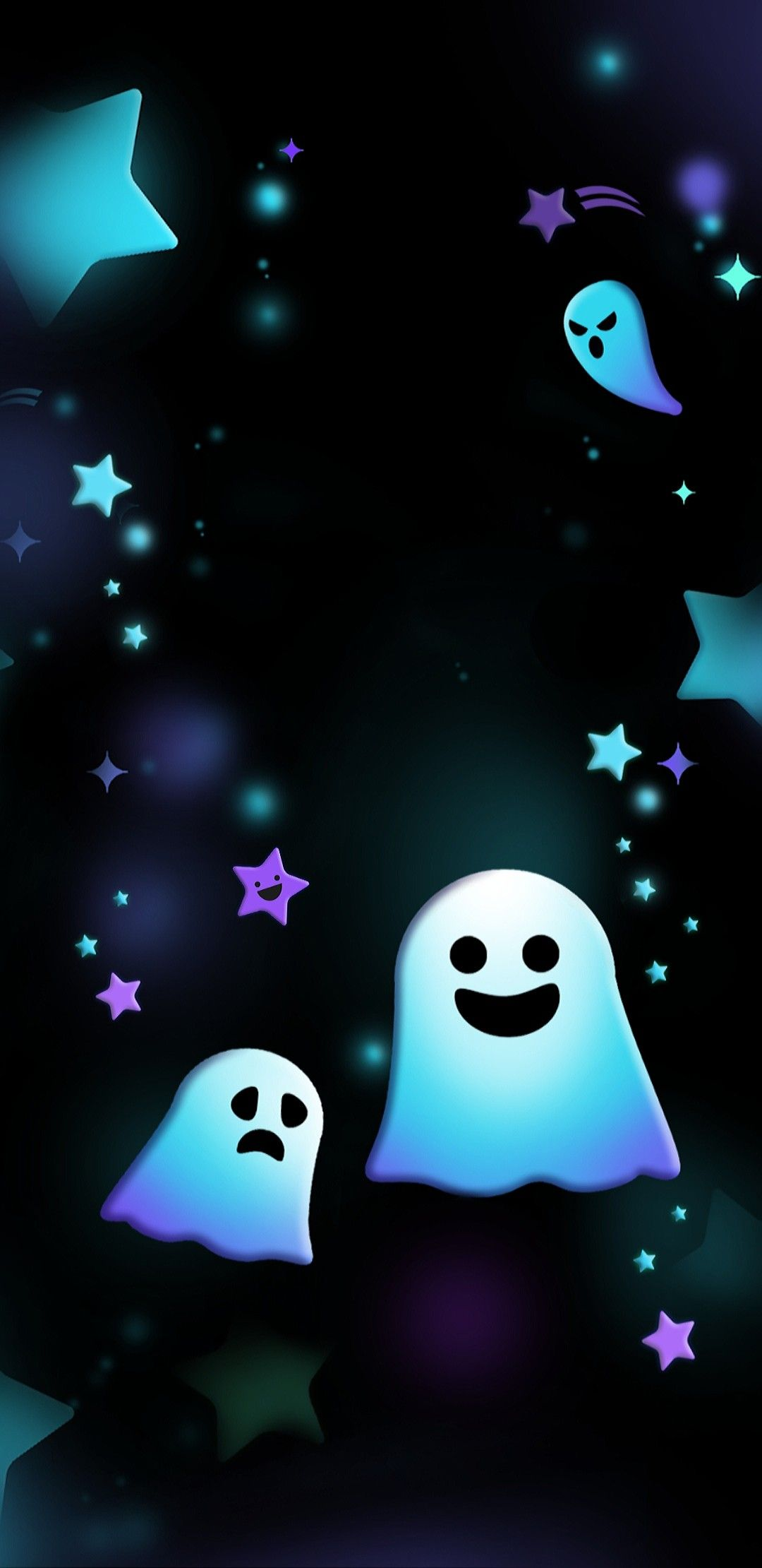 Fantasmacitas Lindas Cute Little Ghosts Diadelasbrujas Halloween Fondos Wallpapers Bac Fondos De Halloween Fondo Halloween Fondo De Pantalla Halloween