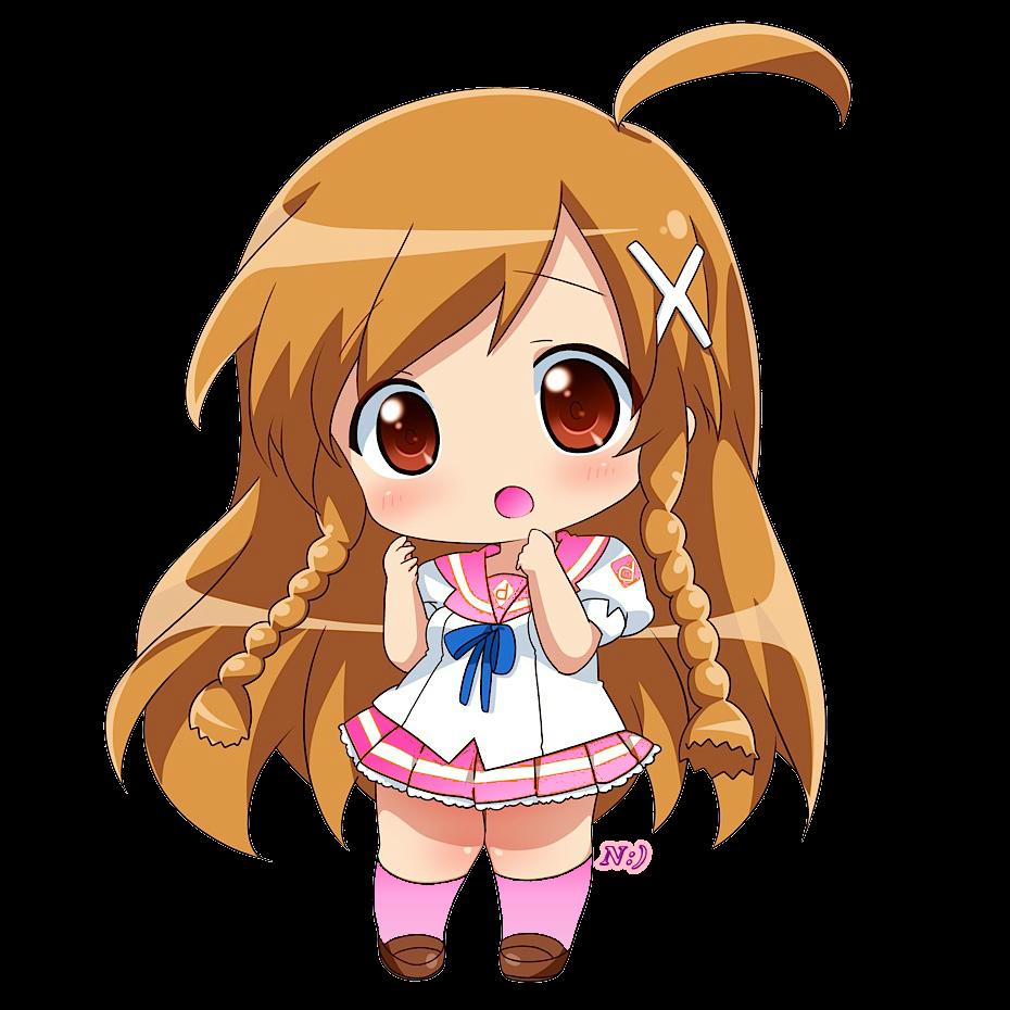 Chibi Png Anime Chibi Cute Anime Chibi Kawaii Chibi