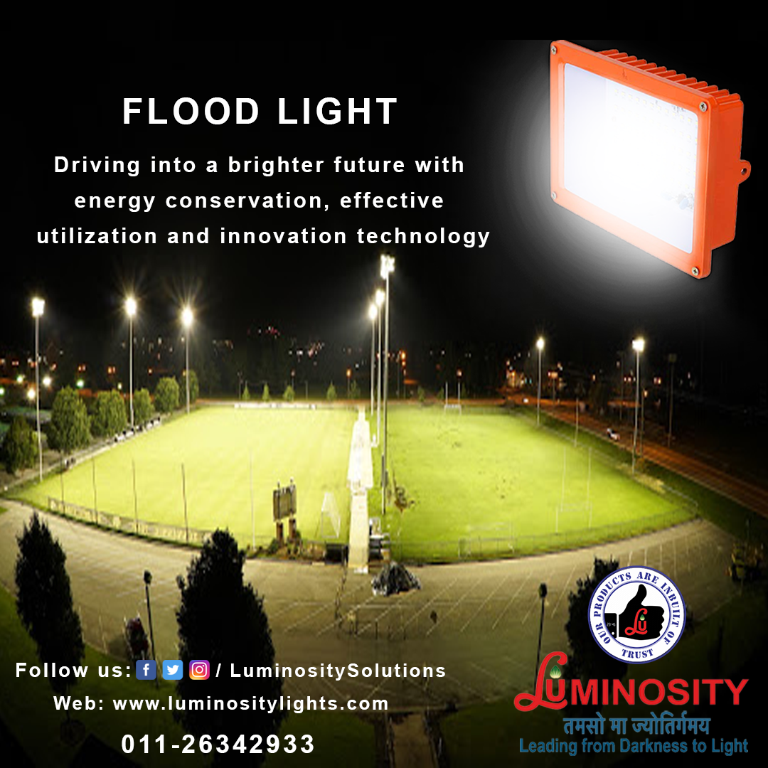 Luminosity Solutions Has World S Best Led Flood Lights In 2020 Led Flood Lights Led Flood Flood Lights