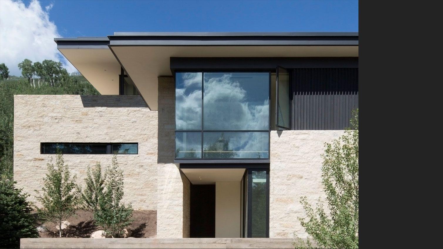 Aidlin Darling Design Residential Aspen House Modern