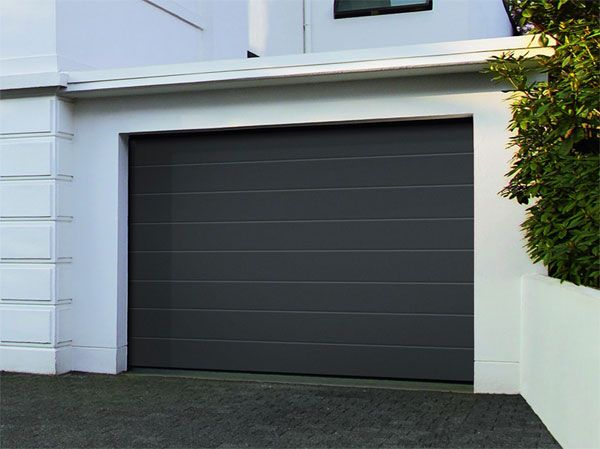 Marvelous Automatic Garage Door Design Ideas