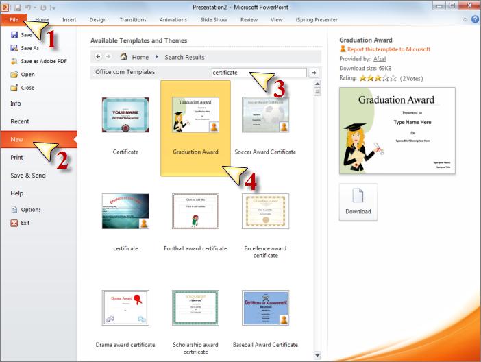 online powerpoint creator presentation pinterest online powerpoint