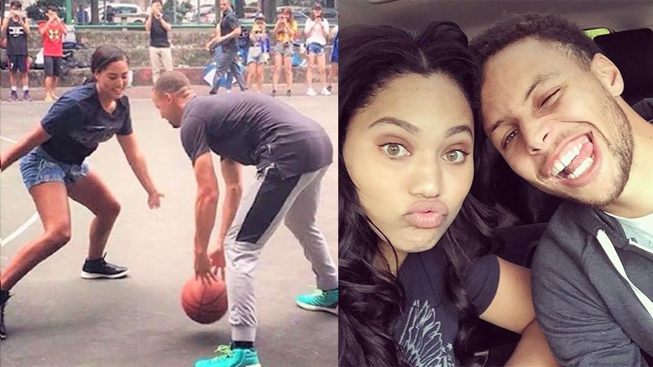 ayesha curry and stephen curry cutest moments 2017
