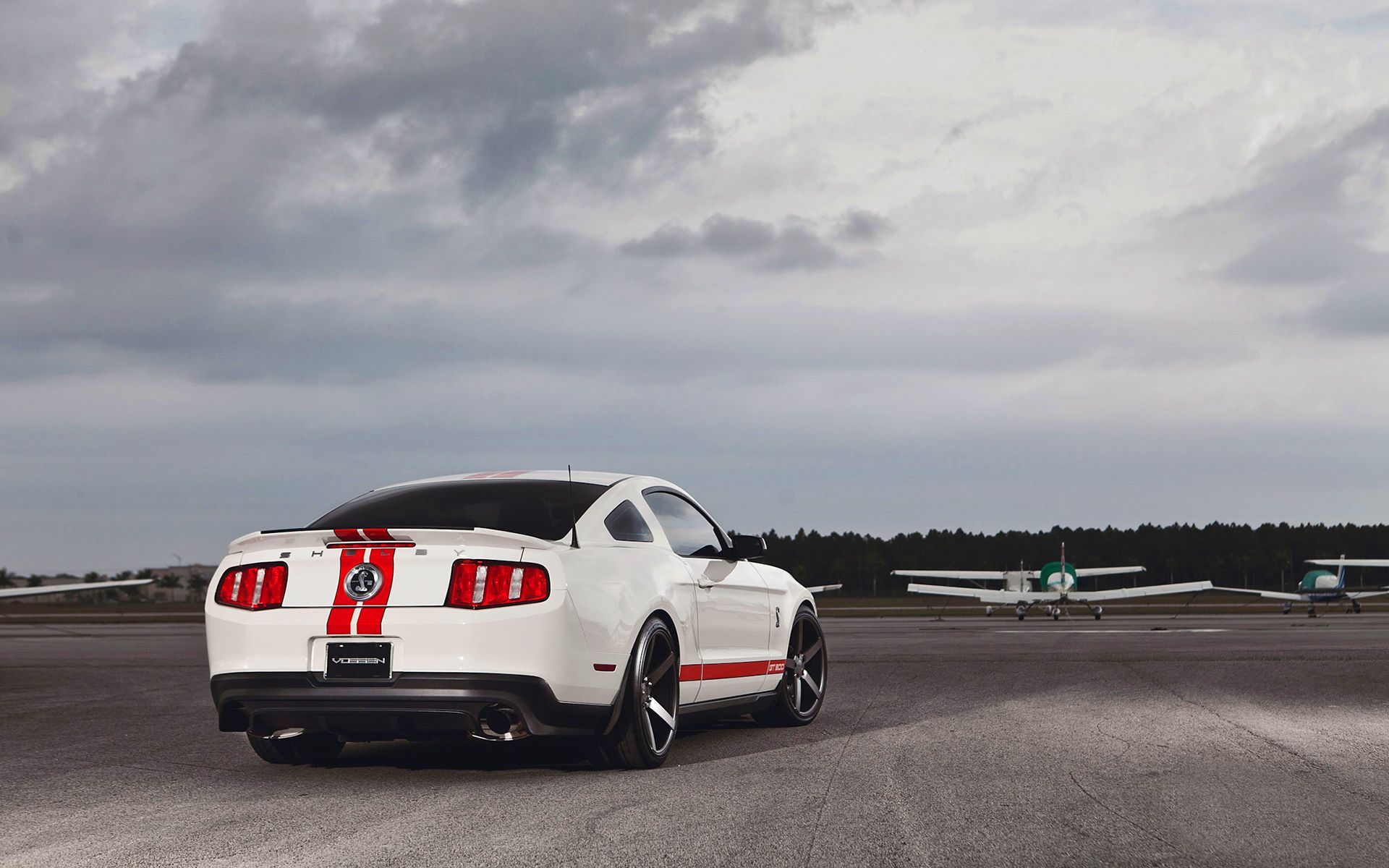 Ultra hd ford mustang gt500 vossen