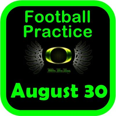 Football Practice - Aug. 30  http://www.phatduxfootball.com/articles/2013_football_practice_august_30.html