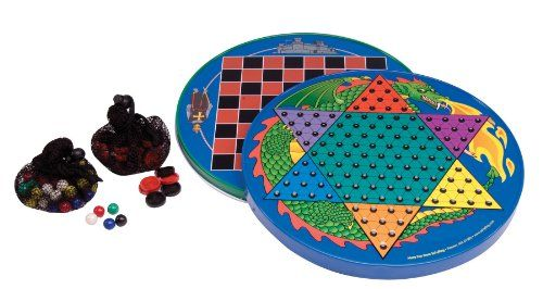 Tin Chinese Checkers 11 99 8 Off Free Shipping Chinese Checkers Chinese Checkers Game Checkers Game