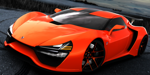 Merveilleux The Trion Nemesis Could Be One Of The Fastest And Most Extreme Supercars  When It Reaches · Exotic CarsExotic Sports Cars2016 ...