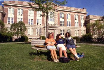 Old Main Building - SUNY New Paltz | New paltz, Campus map, York