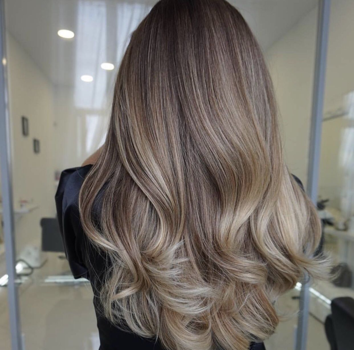 Pin By Christy S On Ombre Hair Beige Blonde Hair Hair Styles Long Hair Styles