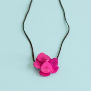 Wear a flower in your hair and welcome romance and adventure into your day.