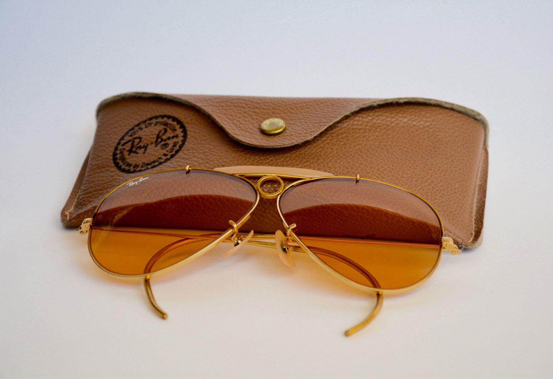 Ray Ban Ambermatic Shooting Sunglasses Heritage Malta