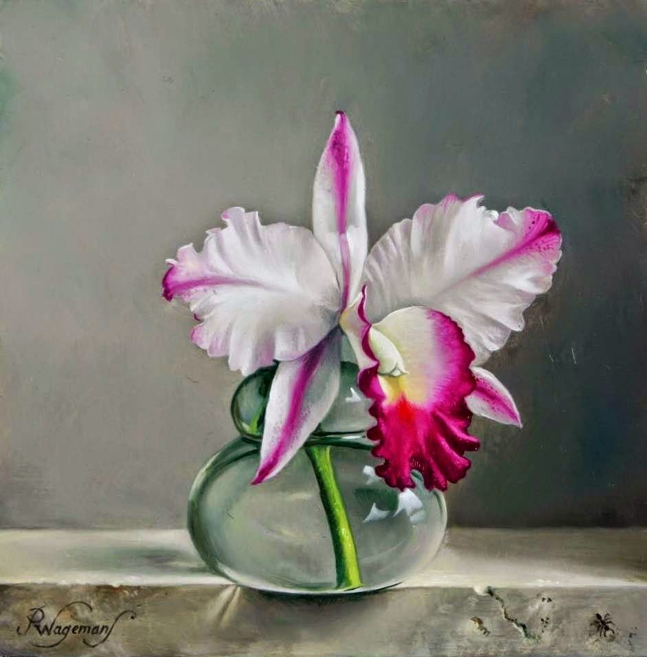 Maher Art Gallery Pieter Wagemans Belgian Artist Watercolor