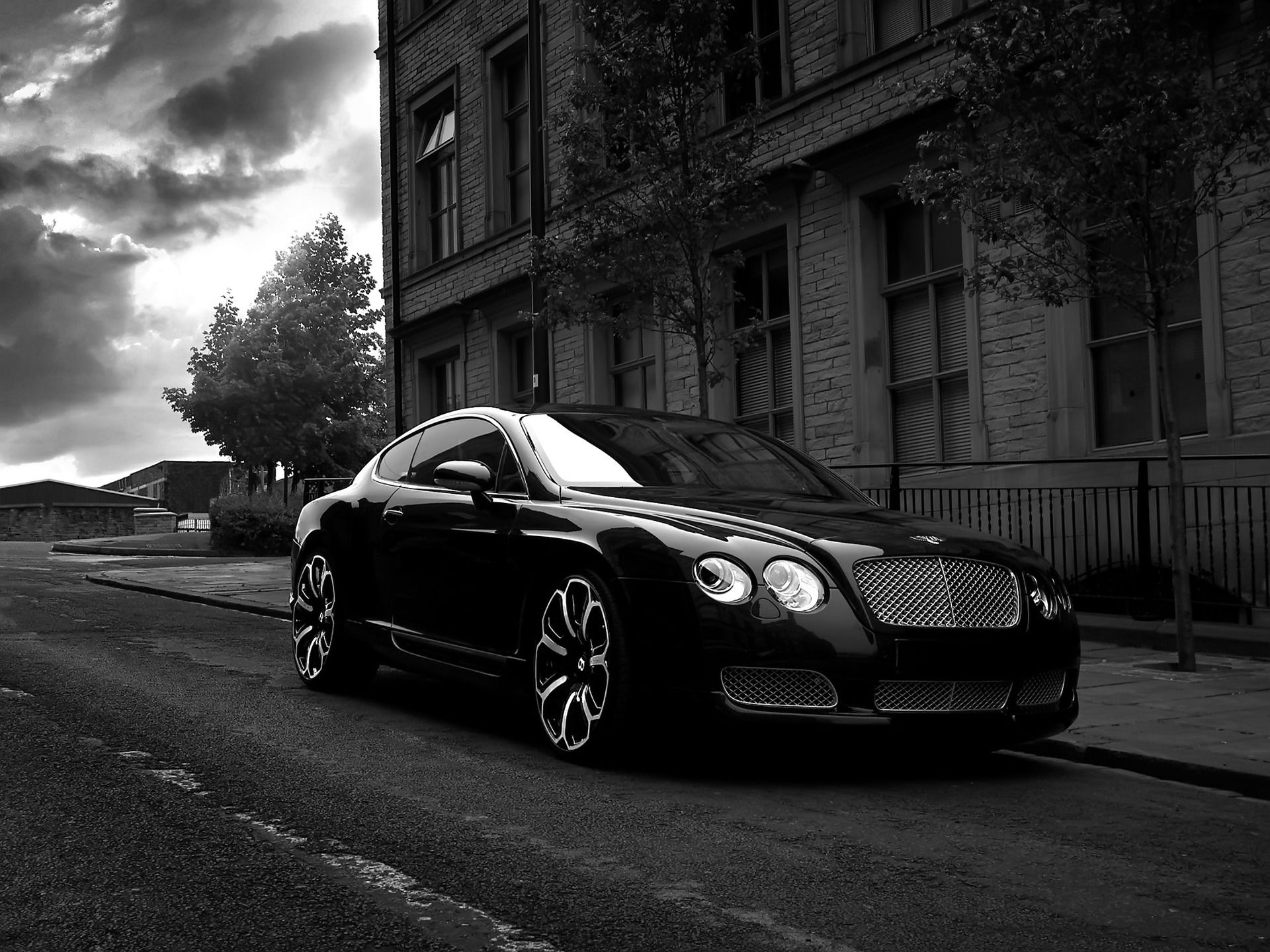 Bentley Continental Wallpaper Desktop Wallpaper