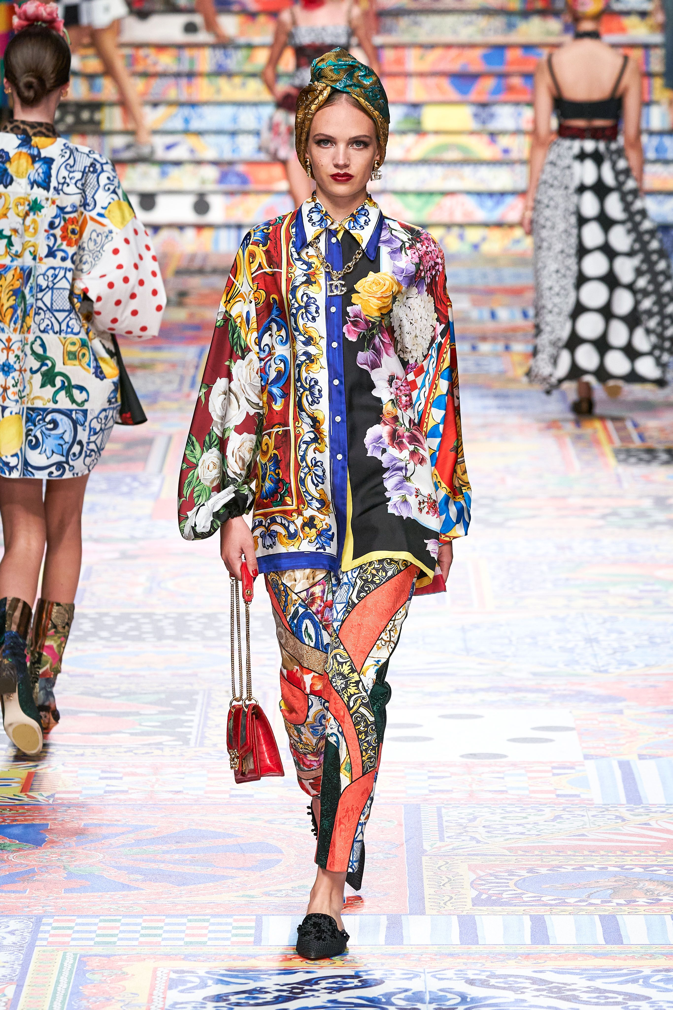 Dolce & Gabbana Spring 6 Ready-to-Wear Collection - Vogue