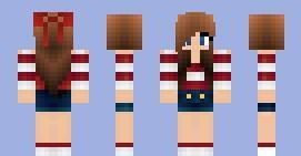 Minecraft Skins Girl Minecraft Download For Free