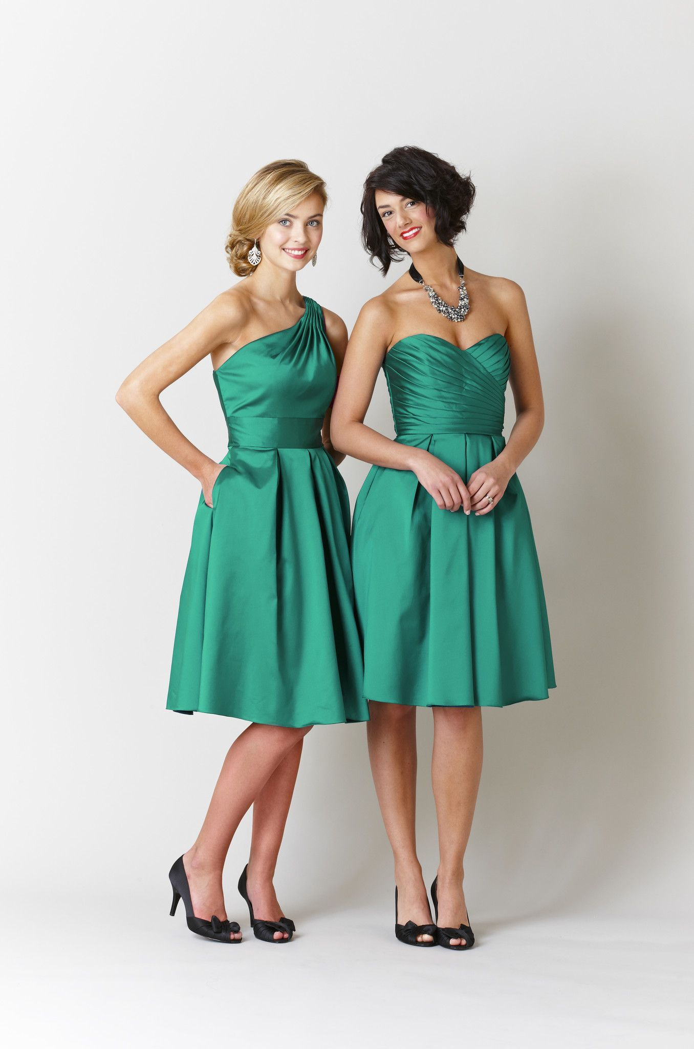 Kennedy blue bridesmaid dresses claire and paige wedding uc