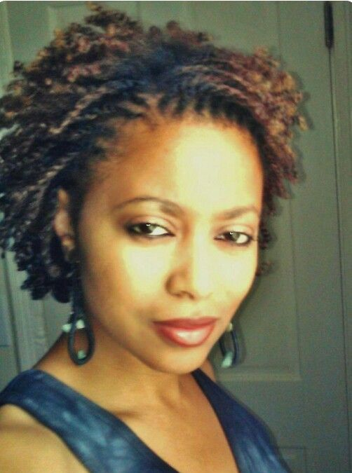 Two Strand Twist Natural Hair Pictures Short Natural Hair Styles