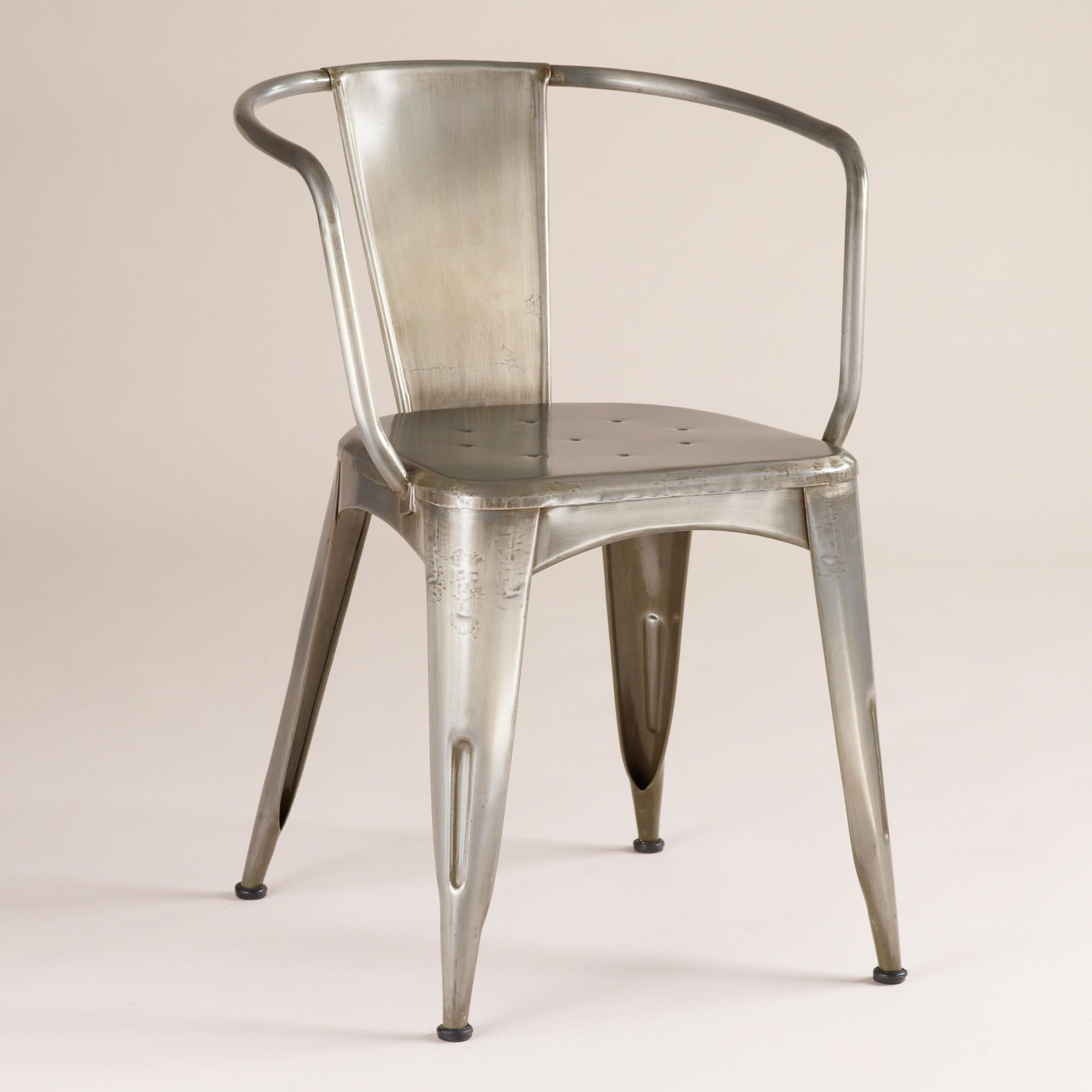 Metal Tub Chairs Chair Nordic Design Jackson World Market 109 99 Home Love