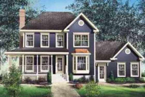 House Plan 25-232