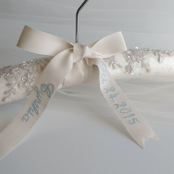 Personalized Wedding Hanger Dress By Eleganthanger