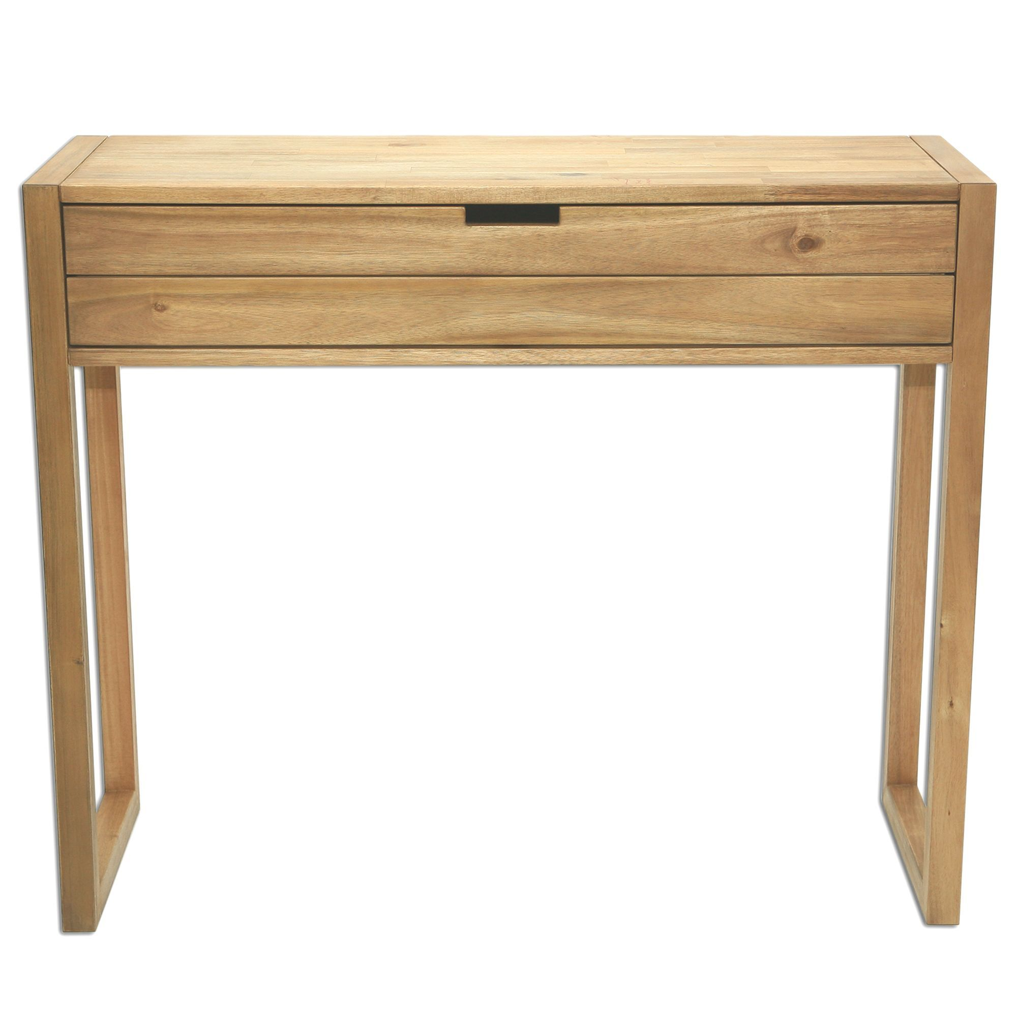 Console naturel natho les consoles consoles et for Alinea table a manger