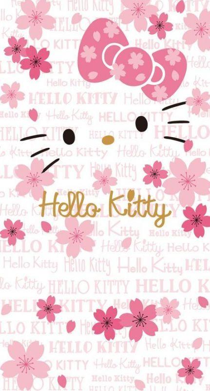42+ Ideas Birthday Background Wallpapers Pink Hello Kitty