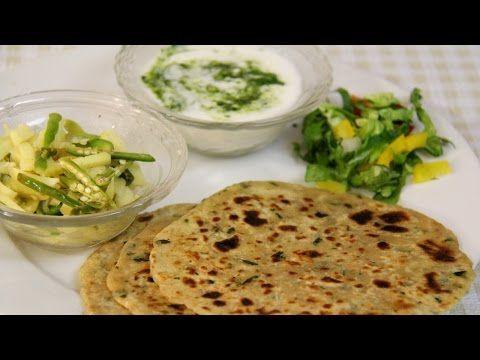 Mooli paratha recipe video punjabi mooli paratha radish paratha food mooli paratha recipe video punjabi forumfinder Gallery
