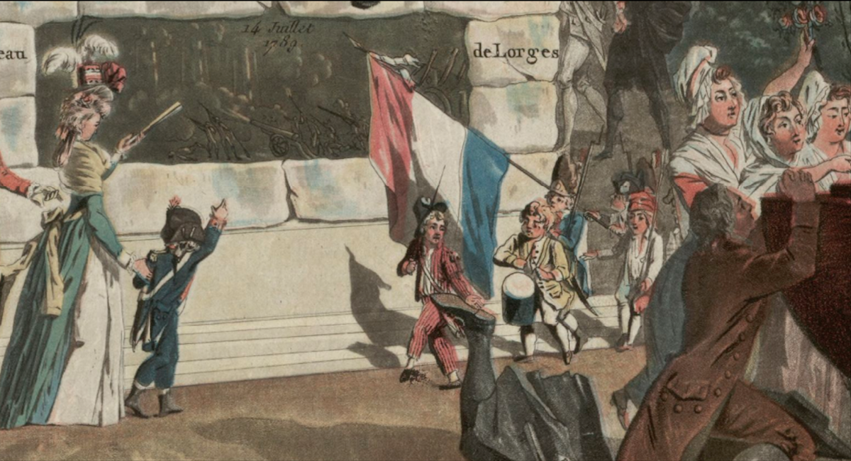 patriotism was not confined to adults during the french  patriotism was not confined to adults during the french revolution child gangs formed
