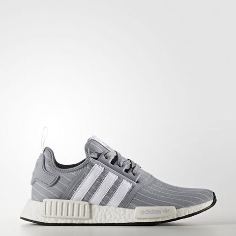 Adidas × Bedwin   The Heartbreakers Adidas x Bedwin nmd r1 Gray ... a2f67bb2f1744