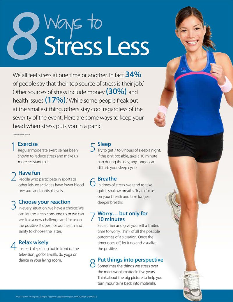 how to get relieved from mental stress