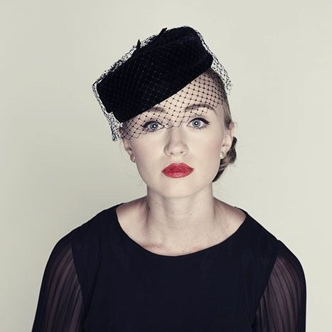c658b753d 1950s pillbox hat with mesh veil | Hat in 2019 | Hats, Pillbox hat ...