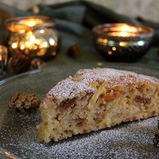 Supersaftiger lauwarmer Weihnachts-Angeber-Kuchen von Dolce-Vita | Chefkoch #spekulatiuskuchen
