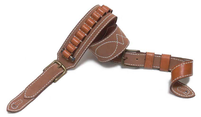 Bullet guitar strap