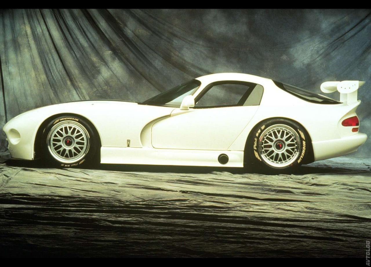 Фото › 1998 Dodge Viper GTS R Dodge, Ausweichen, Neue autos