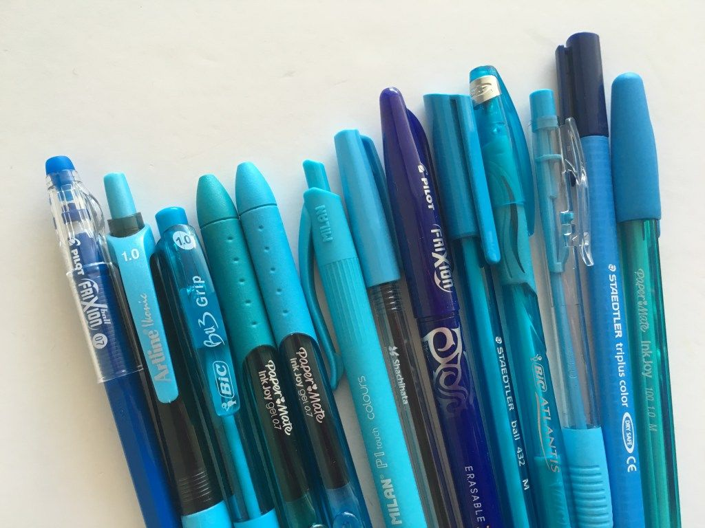 how to choose planner pen brand inkjoy papermate gel writing planning supplies essentials getting started no bleed smudge ballpoint papermate flair http://www.allaboutthehouseprintablesblog.com/ultimate-list-of-the-best-planner-pen-brands-and-how-to-choose-colors-for-color-coding/