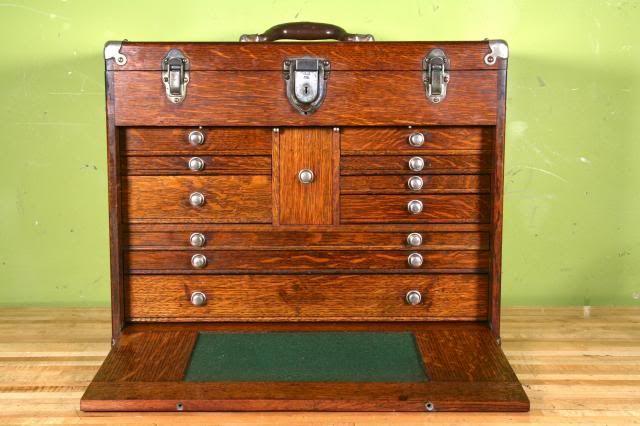Gerstner tool chest find on Craigslist - The Garage Journal Board