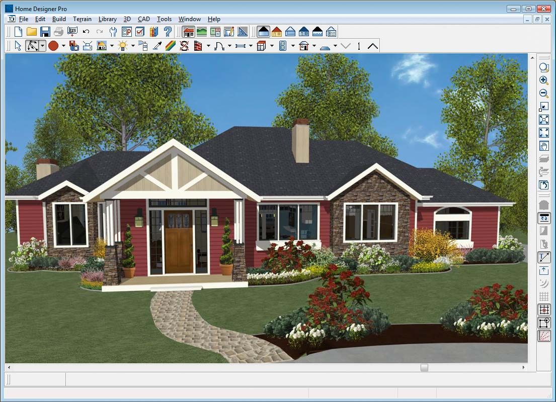 House Exterior Design Software Stunning House Exterior Remodel Software Joy Studio Design Gallery Best . Decorating Inspiration