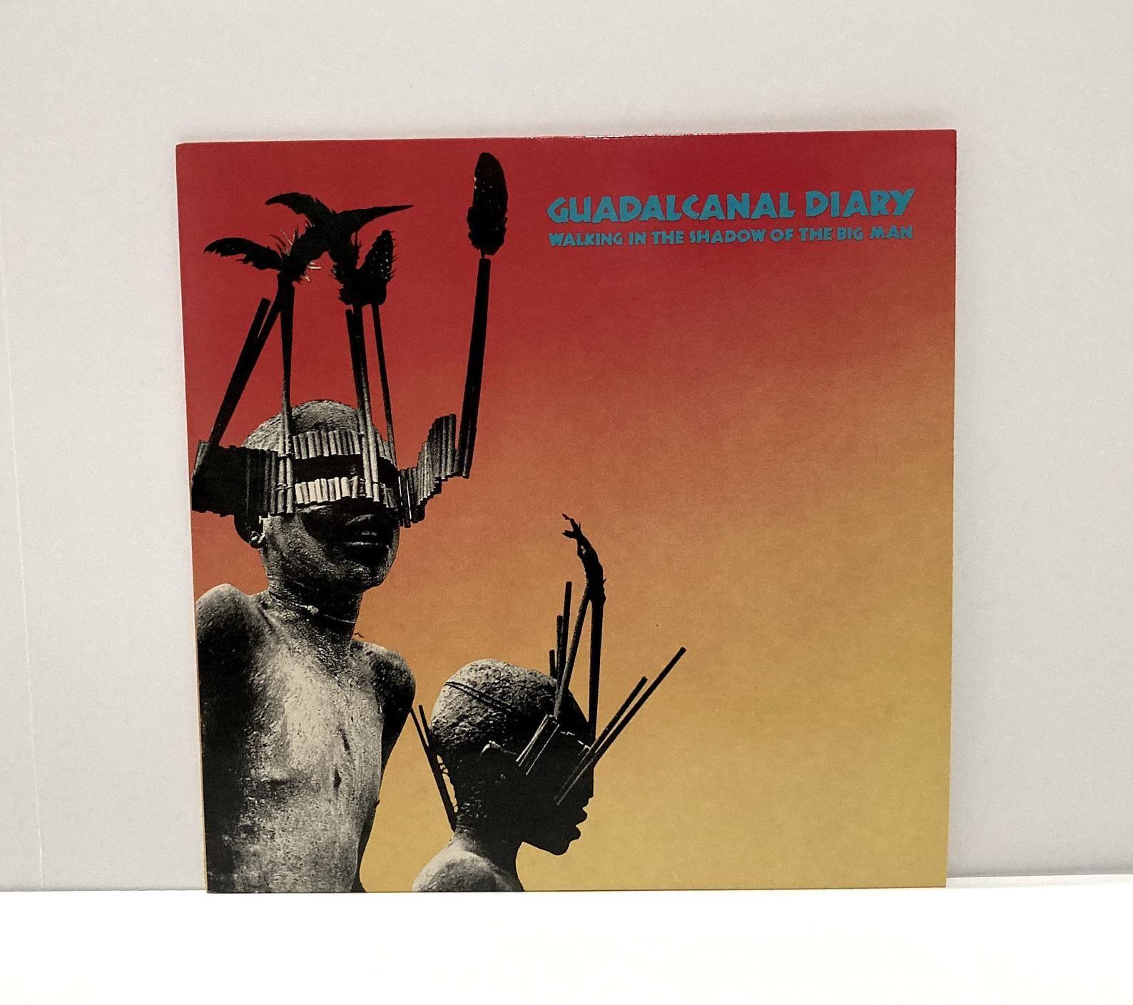Guadalcanal Diary Walking In The Shadow Of The Big Man Vinyl Etsy Vintage Vinyl Records Trail Of Tears Vinyl