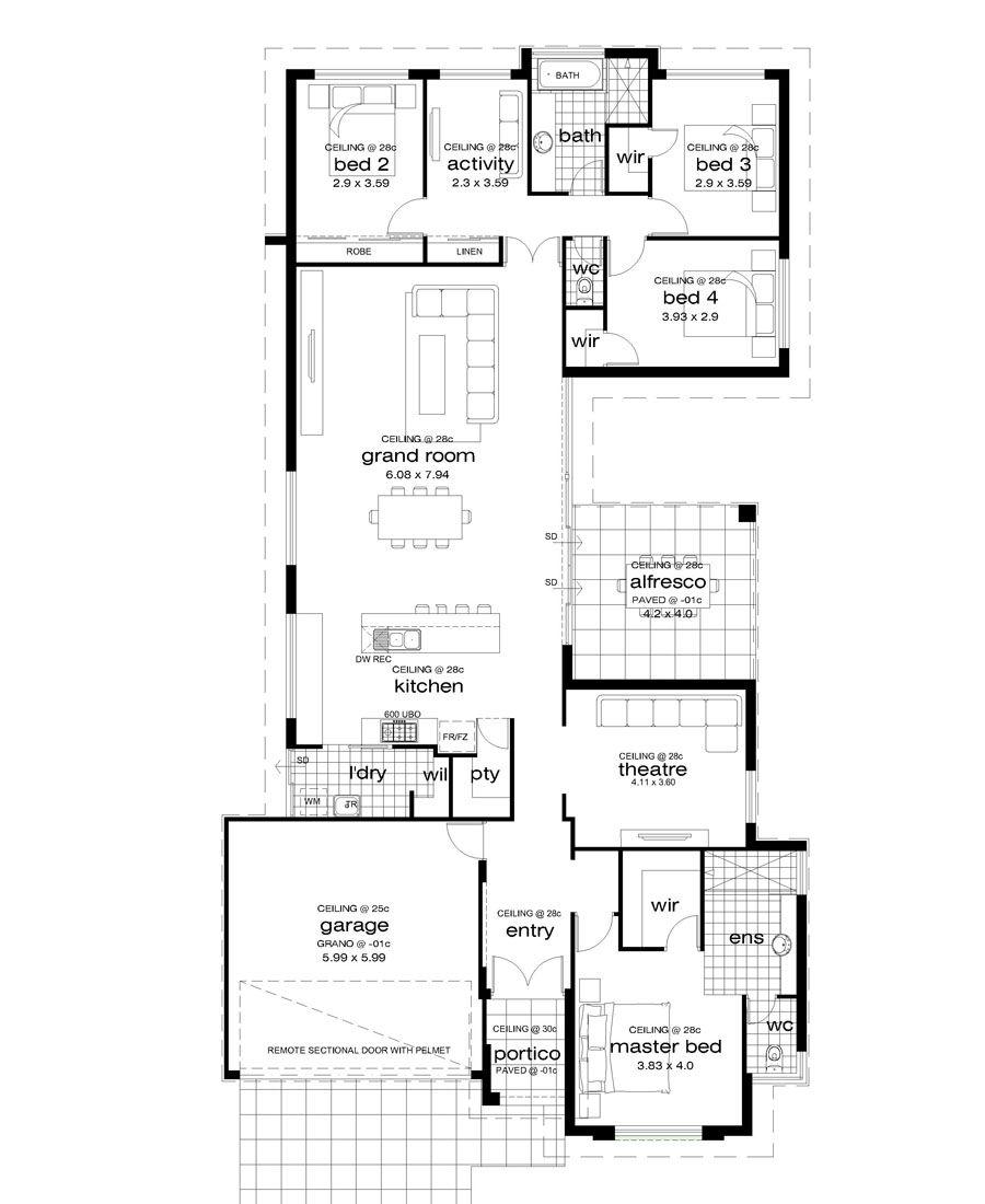Premiere Homes 14 16m Wide Block