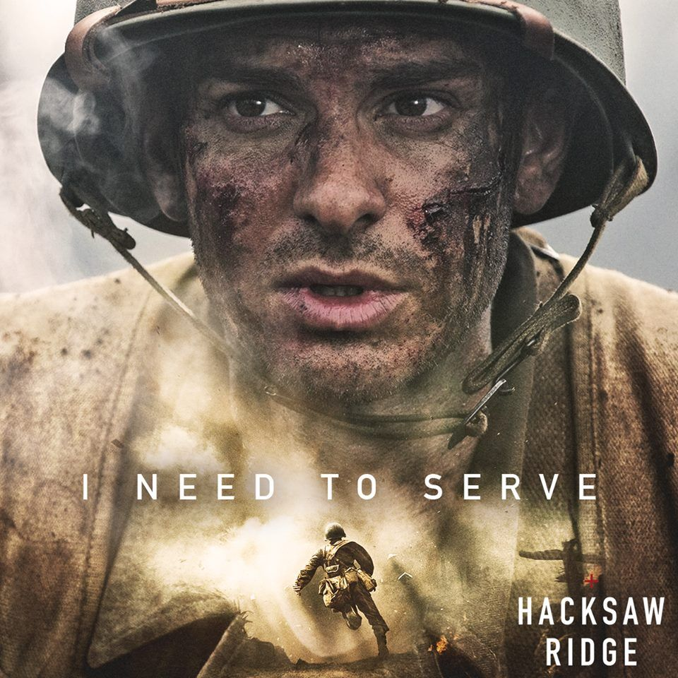It Takes Courage To Make It To The Front Lines Hacksawridge