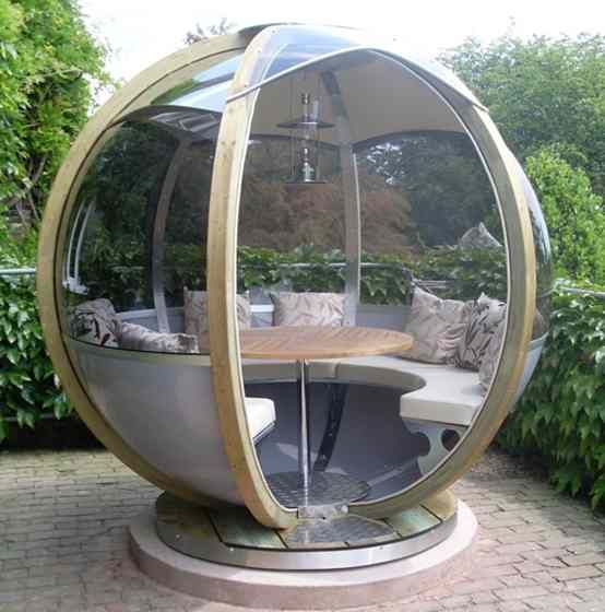 farmers cottage rotating sphere seater modern patio furniture and outdoor furniture john lewis