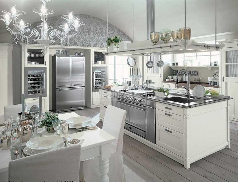 Landhausküche grau  Bildergebnis für englische landhausküchen | England | Pinterest ...