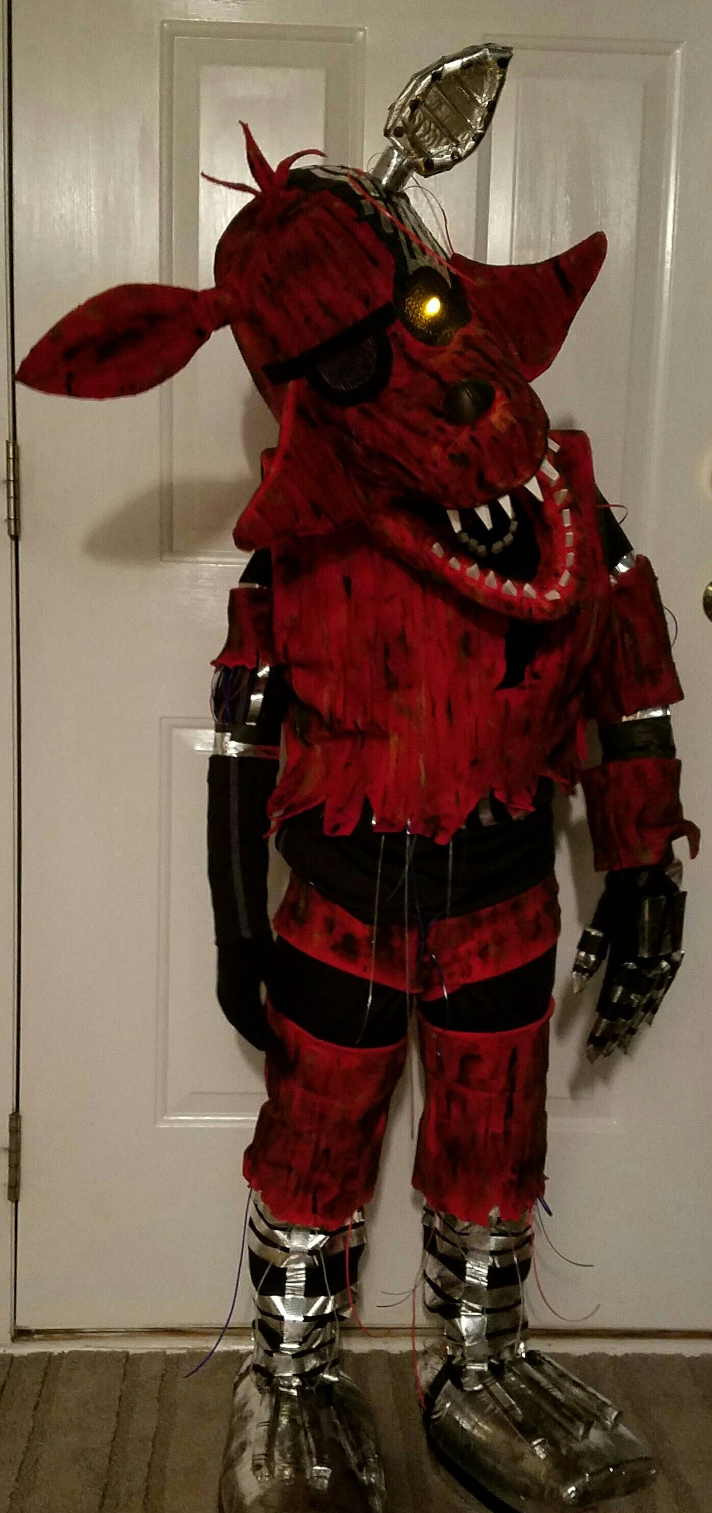 diy phantom foxy costume : foxy costume  - Germanpascual.Com